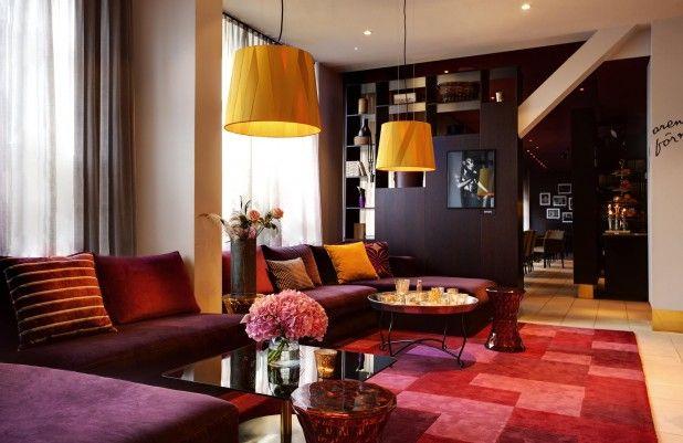 Hotel Scandic No. 25 in Göteborg, Zweden