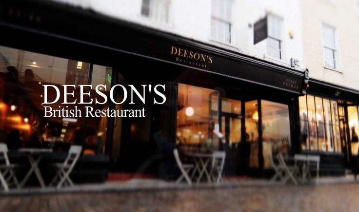 Head to Deeson's British Restaurant in Canterbury for scallops tonight... #坎特伯雷的deeson's美食