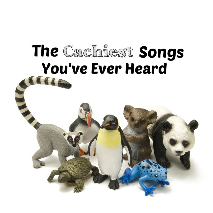 Looking for a geocaching playlist for your next road trip? Look no further than the Travel Bugs!