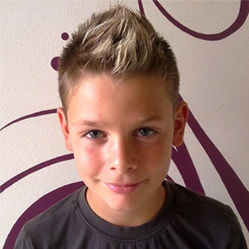 Short Hairstyles For Boys