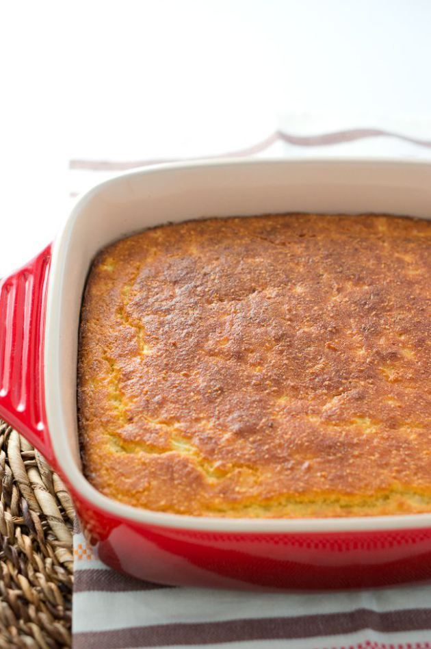 Cornbread (gluten free, grain free) makes a classic dish for the holidays! So delicious, this gluten free cornbread is great for making cornbread stuffing for Thanksgiving.