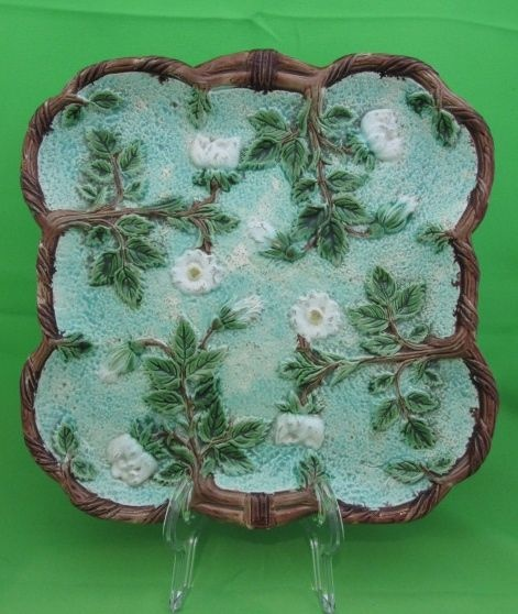 majolica. Vintage PlatesVintage ... & 422 best Majolica u0026 Dishes images on Pinterest   Dish sets China ...