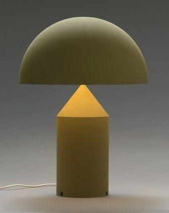 MoMA   The Collection   Vico Magistretti. Atollo Table Lamp (model 233). 1977 in Light
