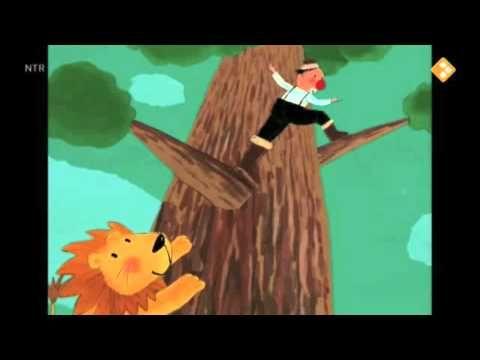 Tito de leeuwentemmer (digitaal prentenboek) Tito de clown droomt ervan om leeuwentemmer te zijn, maar dat verandert als de leeuw achter hem aan komt.