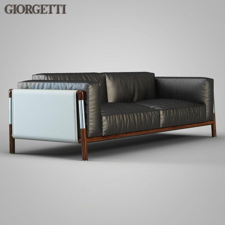 Urban 3D model Furniture, Sofa, Outdoor sofa
