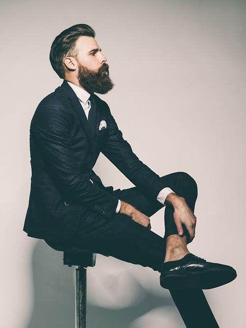 Suite in beard