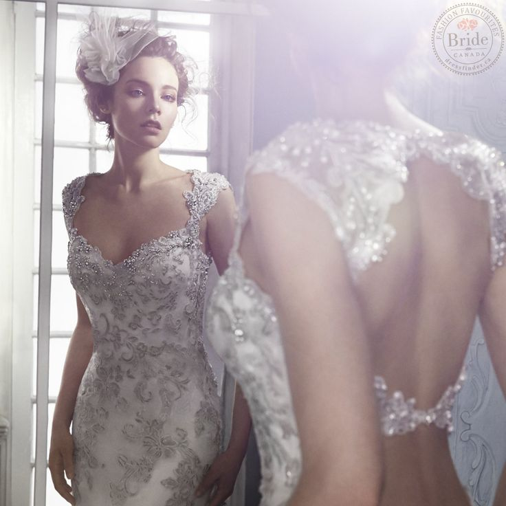 Jade from Maggie Sottero collection, as seen on dressfinder.ca