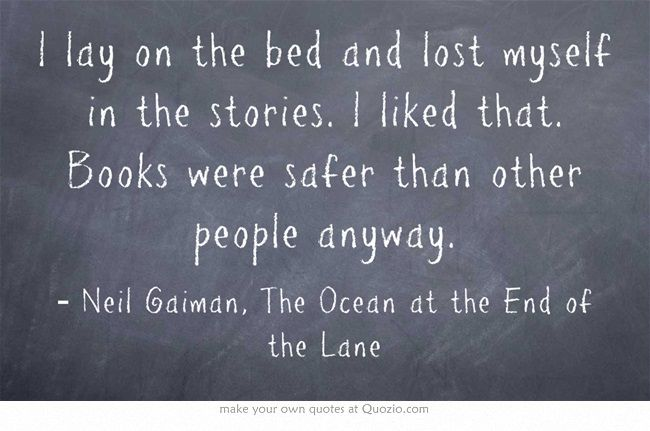 The Ocean At The End Of The Lane By Neil Gaiman: 25+ Best Neil Gaiman Quotes Ideas On Pinterest
