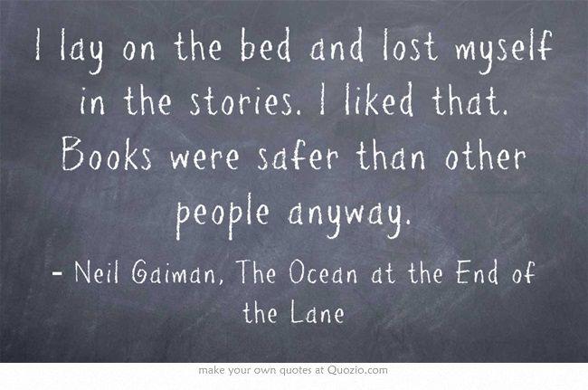 Neil Gaiman Book Quotes. QuotesGram