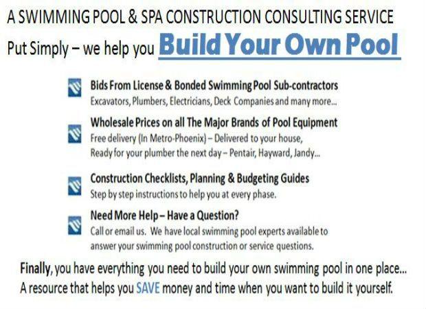 Swimming Pool Contractor Scottsdale Az Pool Contractors Swimming Pools Contractor Quotes