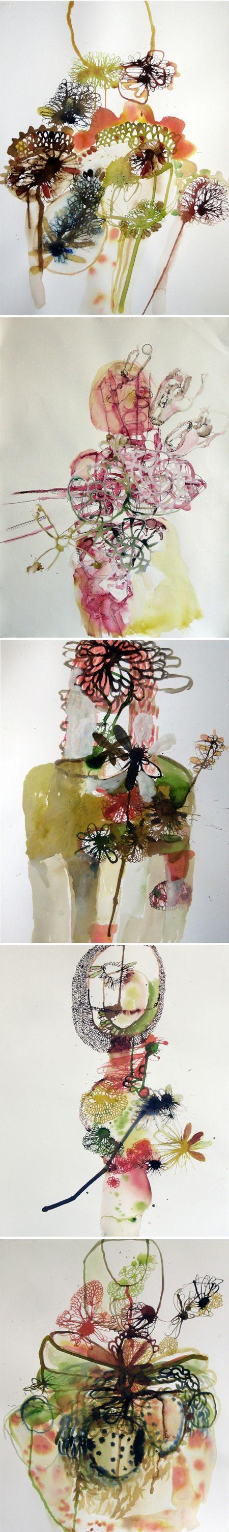 American artist Elizabeth Terhune