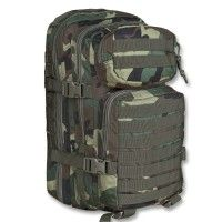 SAC A DOS 30 Litres US ASSAULT I SMALL CAMOUFLAGE WOODLAND