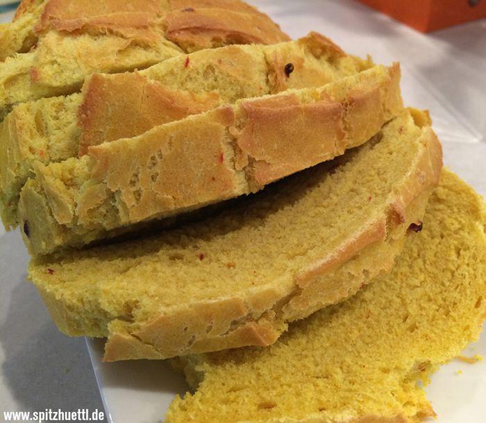 Leckeres Currybrot: Rezept in unserem Blog!