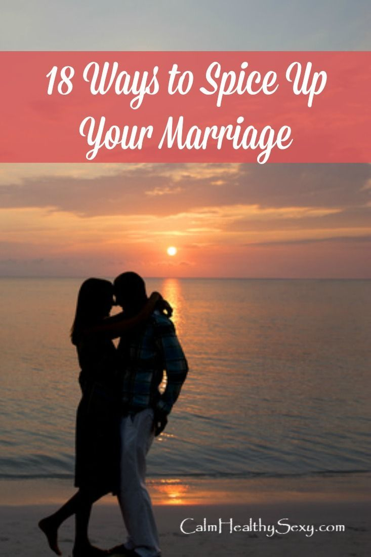 18 Ways To Spice Up Your Marriage  Marriage Tips -4718