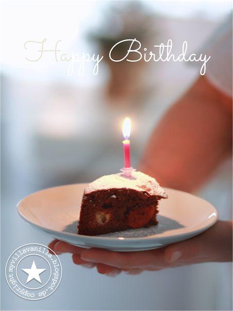Villa ✪ Vanilla: Geburtstage im Advent