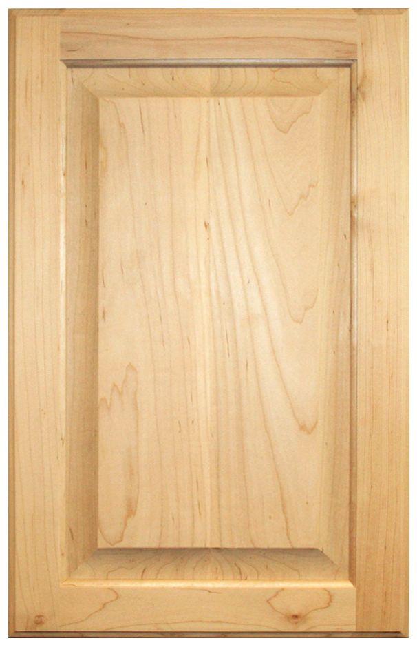 Cabinet Door World - Raised Panel Door - Paint Grade Maple, $0.01 (http://www.cabinetdoorworld.com/raised-panel-door-paint-grade-maple/)