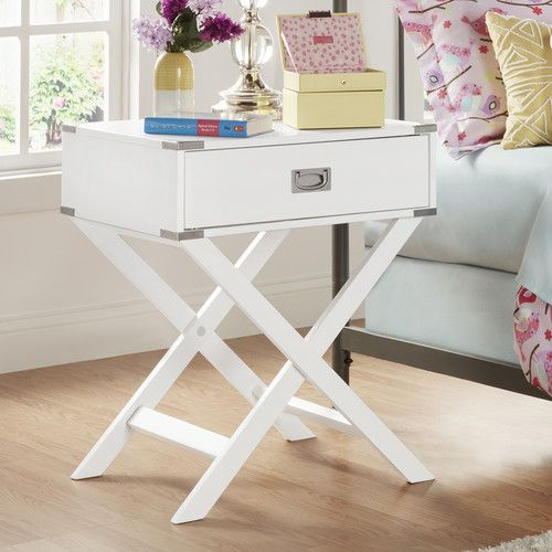 Joss & Main - Willis End Table-$139.99, comes in black