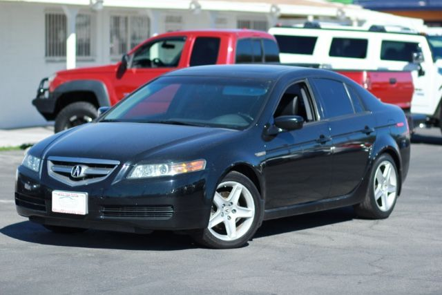 Used 2005 Acura TL 5-Speed AT with Navigation System for Sale in Las Vegas NV 89104 Mega Motors    $9,995!