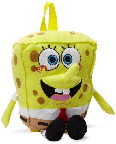 Nickelodeon Girls 2-6X Spongebob Plush, Yellow, 0 Nickelodeon. $12.21. Hand Wash. 100% Polyester. Full character dress. Polyester