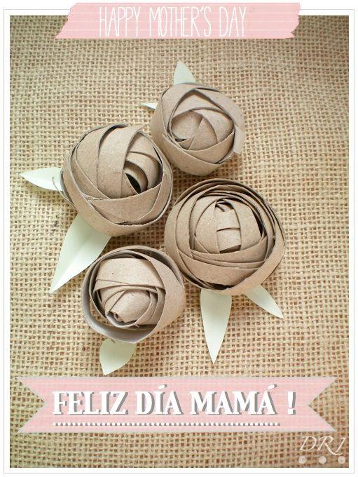 Decora Recicla Imagina …: Feliz Día de la Madre - Happy Mother's Day