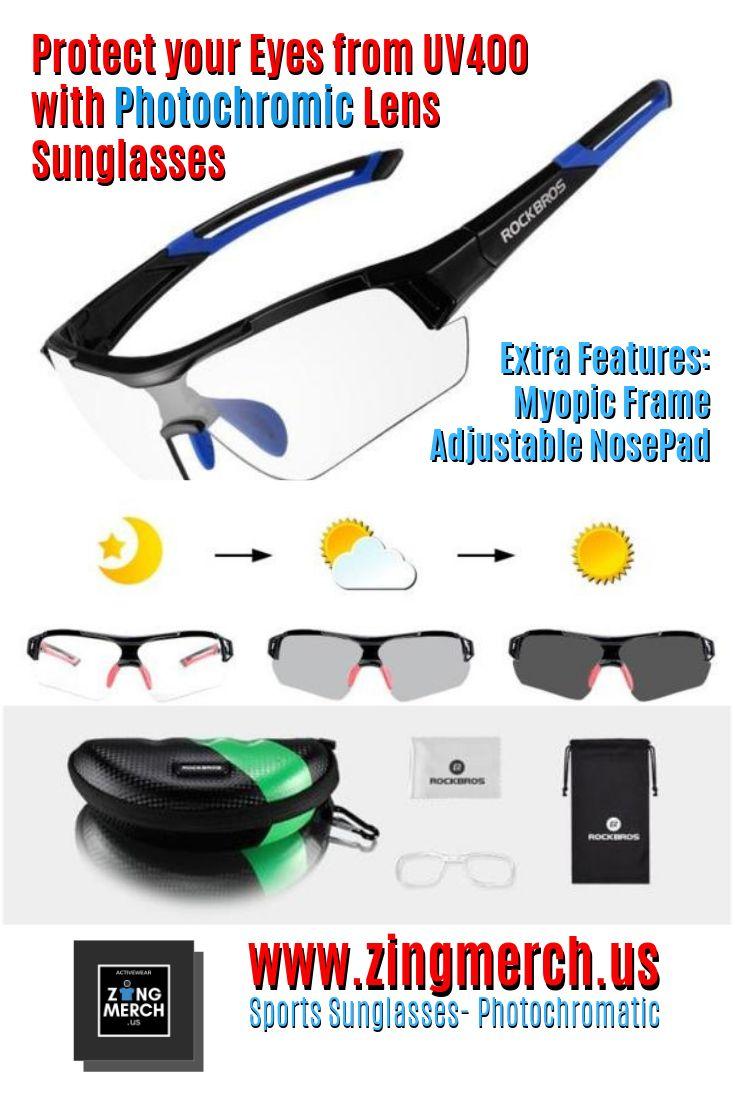Sports activities Sun shades – Photochromic