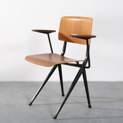 Located using retrostart.com > Dinner Chair by Unknown Designer for Marko Holland