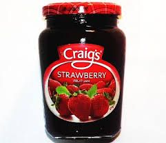 jam for toast my other two daughters only like jam