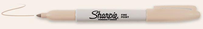 The original pen style permanent marker.