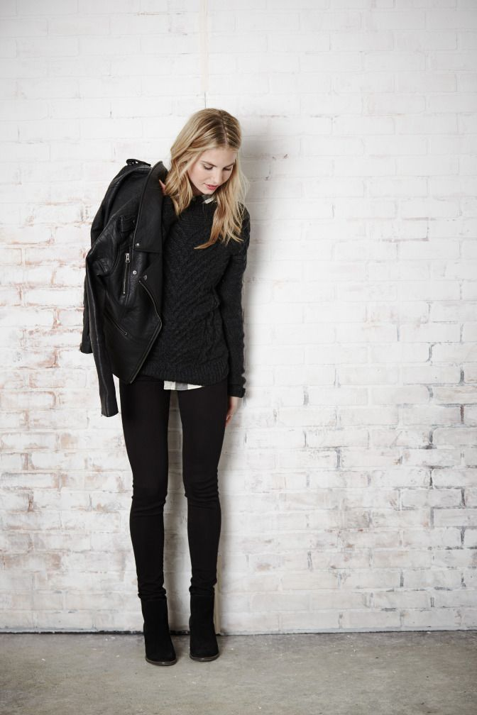 #AEOSTYLE: All Black Everything