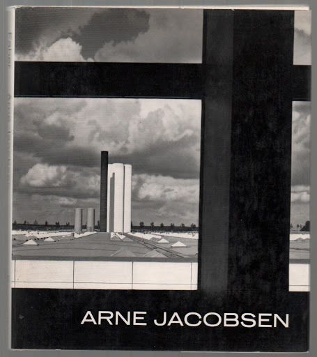 Arne Jacobsen by Tobias Faber (1966)