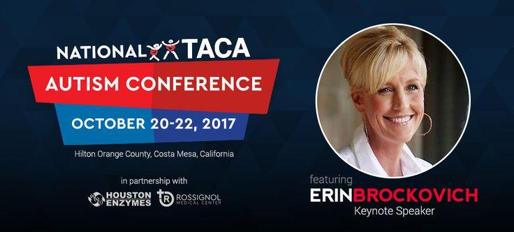 National TACA Autism Conference - Talk About Curing Autism (TACA)