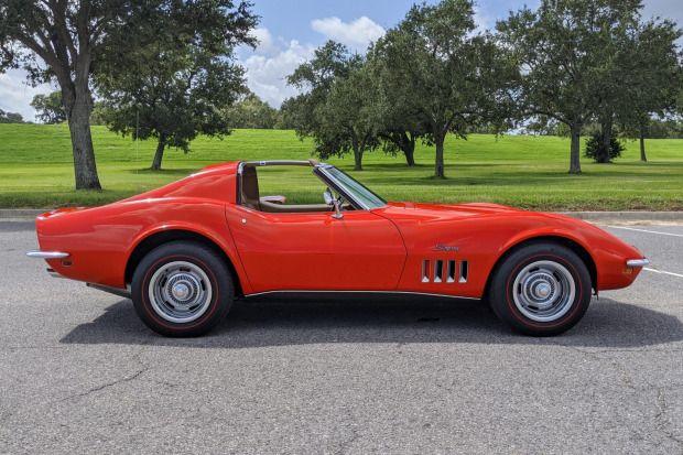1969 Chevrolet Corvette L46 350 350 Hp 4 Speed In 2020 Chevrolet Corvette Corvette Chevrolet