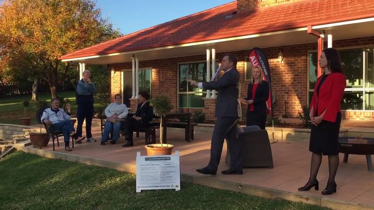 Live Auction 3 Mills Road Glenhaven