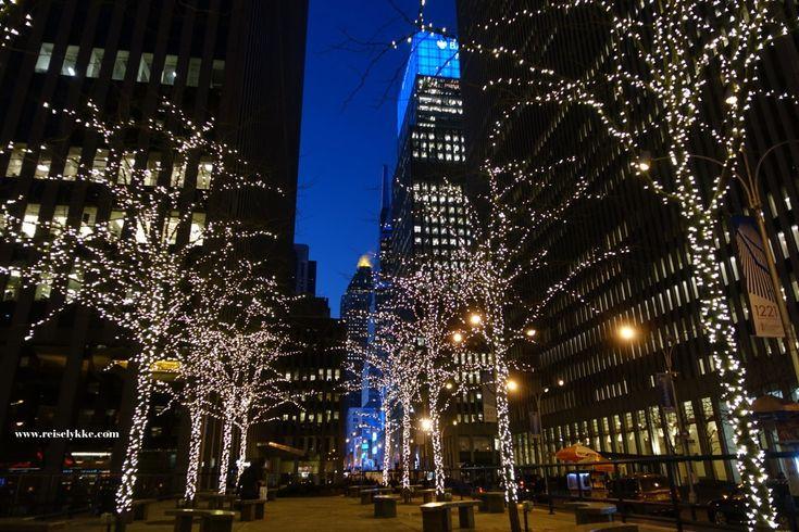 New York om vinteren; et reiseblogg innlegg om hvordan det er å besøke New York i januar.