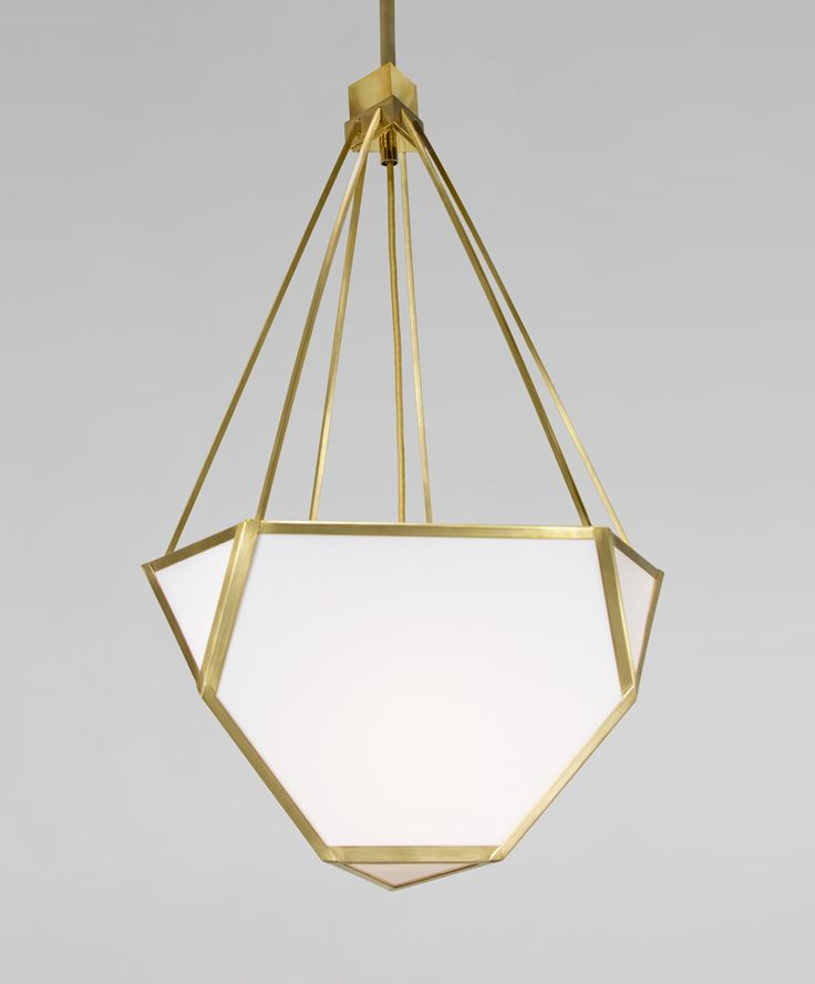 Check out the Yves Hang light fixture from The Urban Electric Co.