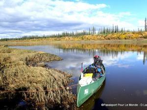 CANADA : Canoë trip : 350 km sur la rivière Porcupine • Hellocoton.fr