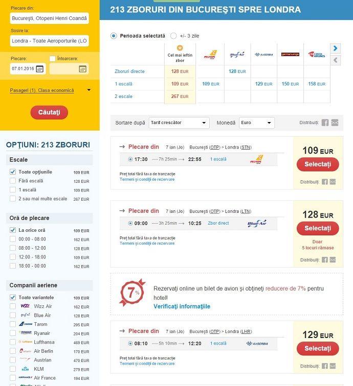 Bilet avion Londra Romania oferte low cost pret   http://www.votp.info/bilete-avion/londra-bucuresti-romania