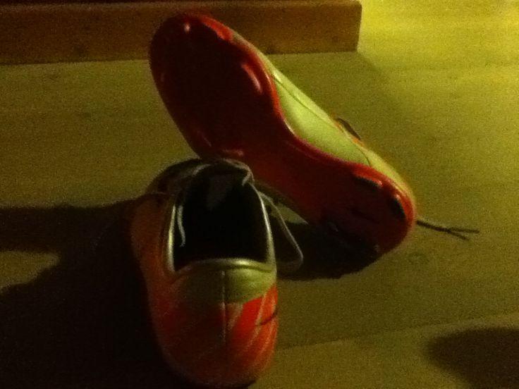 Scarpe calcio mercurial