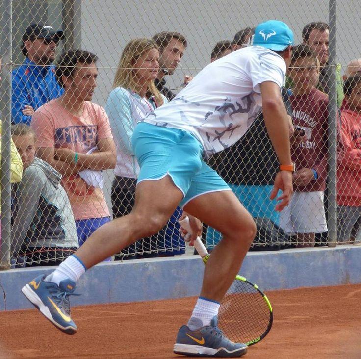 PHOTOS/VIDEO: Rafael Nadal's practice with Andy Murray in Manacor. 28 April 2016 - 28 Апреля 2016 - RAFA NADAL - KING OF TENNIS