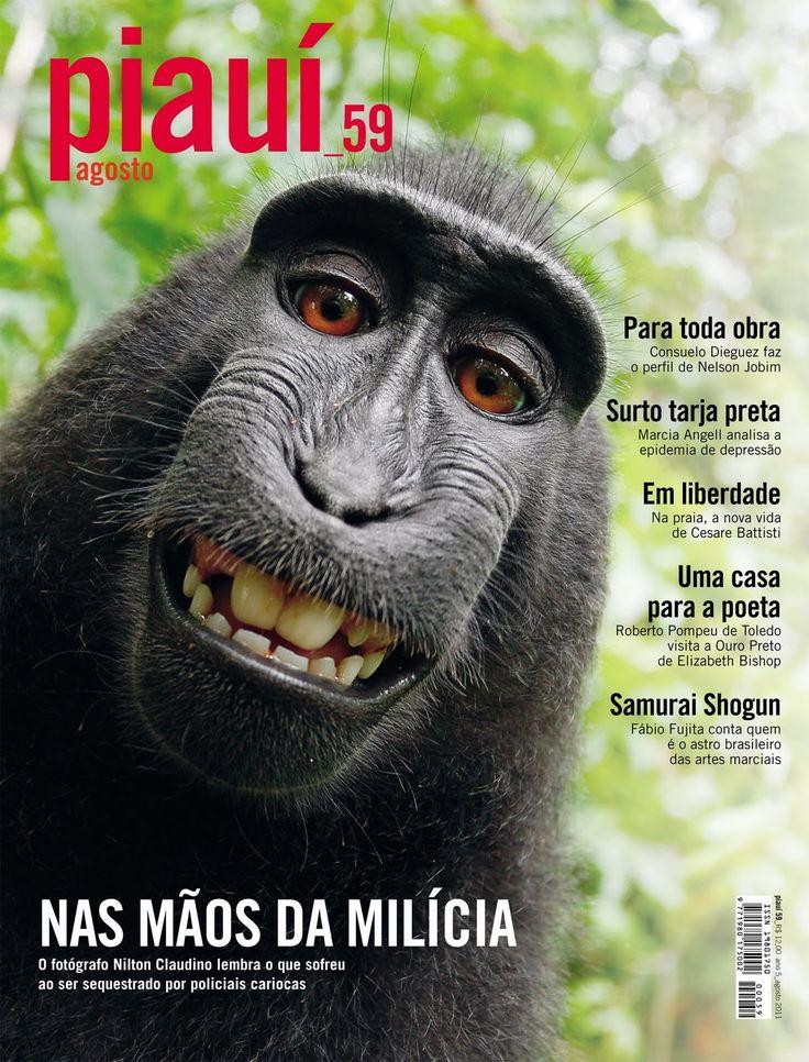 Revista Piauí, Agosto de 2011