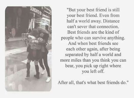 Quote About Distance And Friendship Stunning Best 25 Friend Quotes Distance Ideas On Pinterest  Quotes About