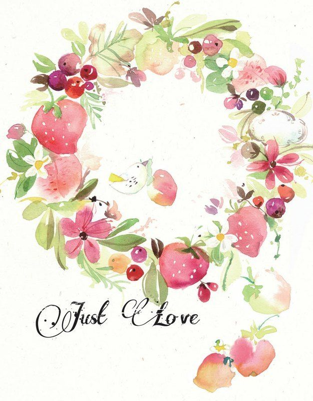 fionstwart經典明信片--花園系列 - fion stewart | Pinkoi