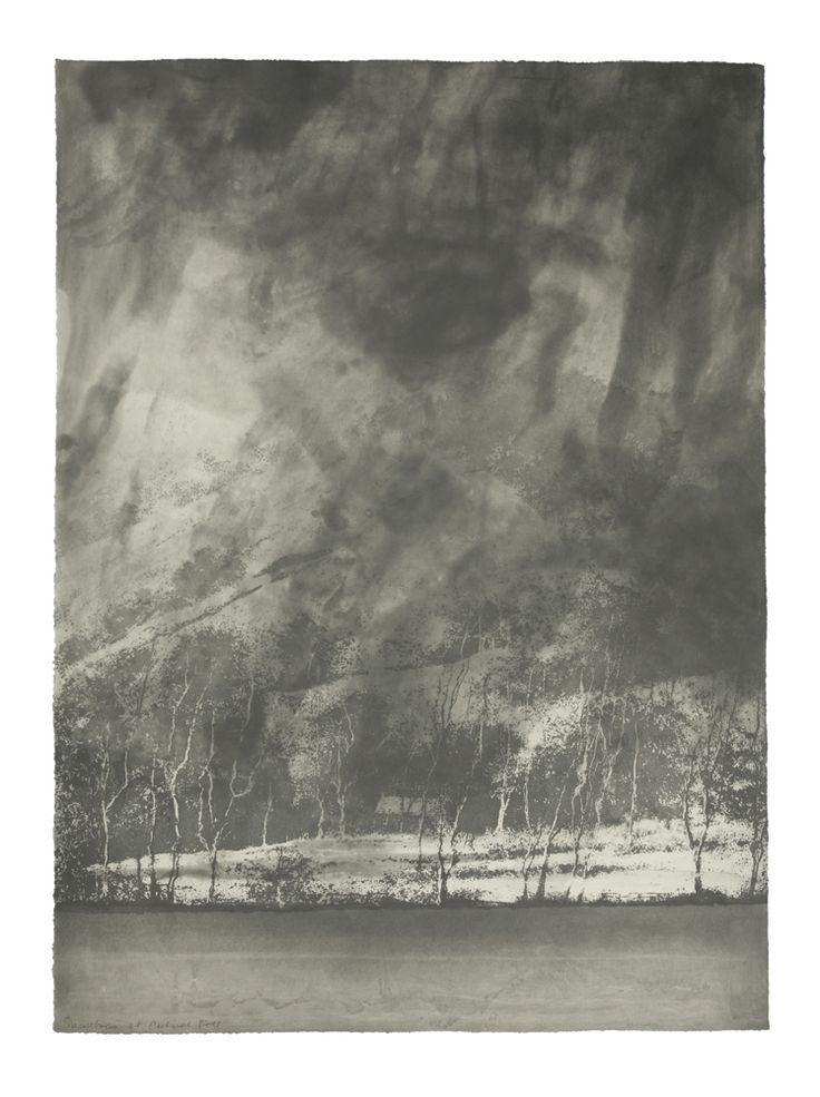 Norman Ackroyd  England/Northern Counties Prints  1996 • 87 x 64 cm • [430]