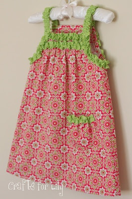 Crafts For Lily: clothing. THIS is a great PATTERN REVIEW! a very good read!