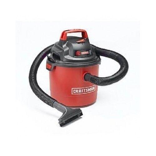 New Vacuum Cleaner 2.5 Gallon 2 Peak Car Auto Shop Craftsman Portable Wet Dry