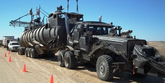 Mad Max: Fury Road, TBA 2014