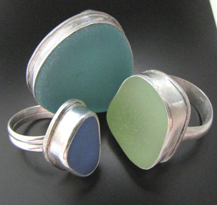 seaglass | The Sea Glass Blog: Creating Sea Glass Jewelry - A Day in the West ...