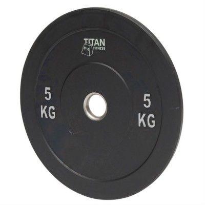 Bumper Plates fungerar till både funktionell träning och viktlyftning. Bumper Plates av kraftigt gummi som klarar alla slags WOD.