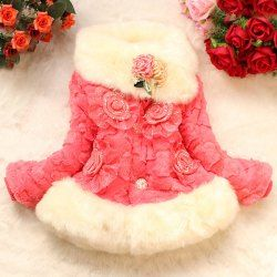 SHARE & Get it FREE | Stylish Long Sleeve Fur Collar Spliced Flower Pattern Coat For GirlsFor Fashion Lovers only:80,000+ Items • New Arrivals Daily • Affordable Casual to Chic for Every Occasion Join Sammydress: Get YOUR $50 NOW!