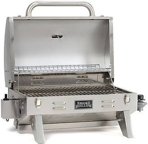 Portable-Gas-Grill-Stainless-Steel-Outdoor-BBQ-Propane-Tabletop-Tailgate-Camping